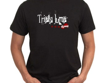 Triple Jump Is In My Blood T-Shirt