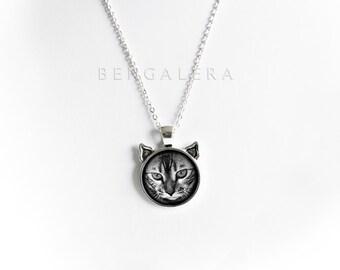 collier pendentif personnalis photo de votre animal by bengalera. Black Bedroom Furniture Sets. Home Design Ideas