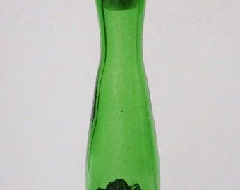 Vintage Avon Empire Green Cologne Bottle