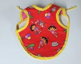 Bapron - Baby Bib: Dora Birthday BIb