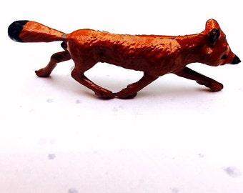 1920s Johillco Farm Lead Running Fox