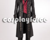 Once Upon a Time Killian Jones Captain Hook Cosplay Costume