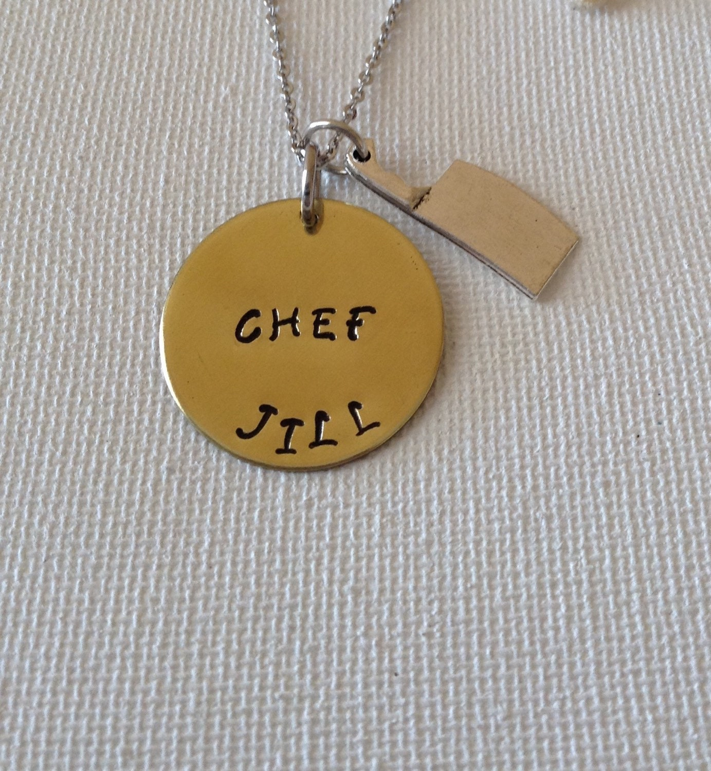 Chefs Necklace Christmas Presents Gifts For Her Gifts For