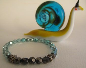 2286 - Czech Glass Bracelet