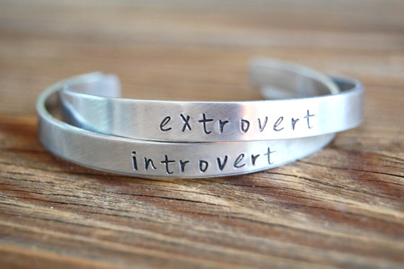 introverted people and extroverted people They say opposites attract, and this can indeed be the case when an introvert  and extrovert fall in love many people wonder how and even if these  relationships.