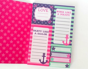 Sticky Notes booklet / set