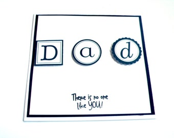 Birthday card dad, dad birthday card, Happy Father's Day card, Father Birthday card, Happy Birthday Dad, Happy Birthday father
