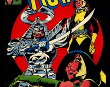 Marvel Comics NEW MUTANTS #5 Chris Claremont Sal Buscema Bob McLeod Professor X X-Men Silver Samurai Team America Cannonball Karma Psyche