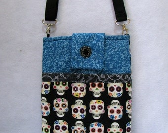 Electronic Bag Day of Dead iPad Tablet