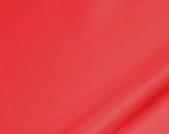 Silky Satin Solid Red 336 Shannon Fabrics