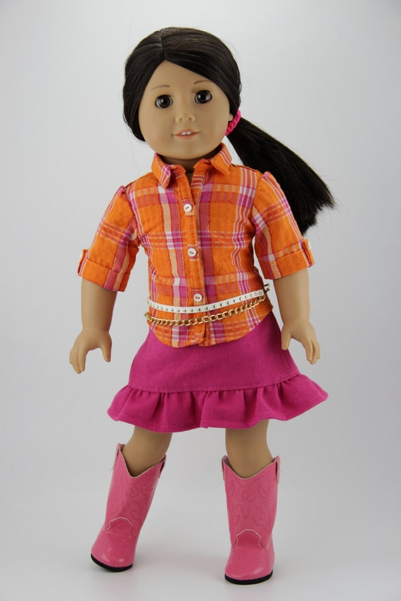 Doll and girl clothes with minor flaws for cheap prices for matching girl and doll clothes, American Girl dolls, baby, cabbage patch kids, Our Generation dolls Bronze Print Dress On Sale Fits 18 Inch Girl Dolls Like American Girl. $ Add To Cart. Ballet Outfit Fits 23 Inch Girl .