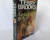 Vintage The Tangle Box Terry Brooks Del Rey pb