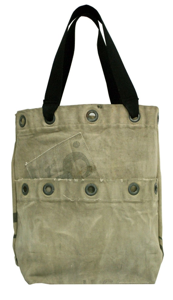 items similar to vintage us mail tote bag reusable