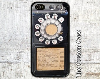 Retro Payphone Phone Case, Vintage Coin Phone Phone Case, Iphone 4/5/5c/6/6+/6s, Samsung Galaxy S3/S4/S5/S6/S6 Edge/6Edge+, Note 3/4/5