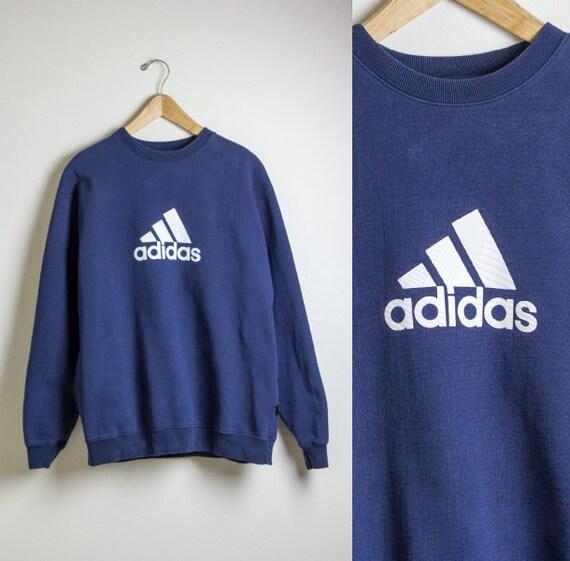 adidas retro sweatshirt