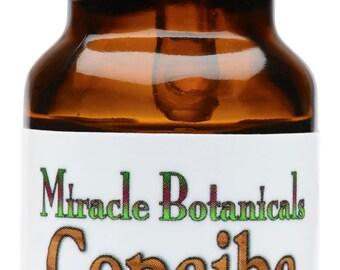 Miracle Botanicals Copaiba Essential Oil - 100% Pure Copaifera Langsdorfii - Therapeutic Grade...Free US Shipping