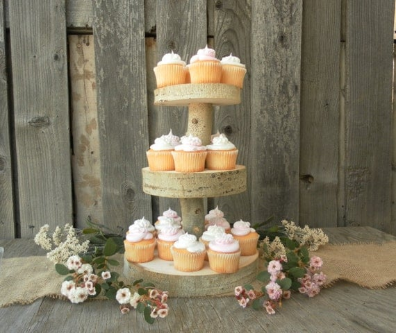 Multi-Tiered Cupcake Stand