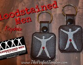 Fundraiser: Bloodstained Men Keychain