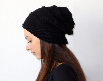 Clothing Gift - Knit hat for women, winter hat women, Christmas gift for her, outdoors gift, women knit hats, wool knitted hats for women