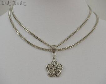 Shieldmaiden Necklace - fantasy, Celtic, medieval