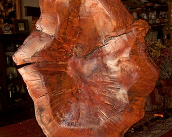Live Oak wood Plate