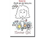 Wedding Coloring Book - Flower Girl Activity book, Personalized Wedding Coloring Pages - Kids Favor -Printable book #weddingcoloringbook