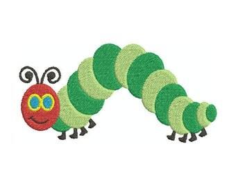 Cheery caterpillar