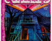 Embroidered Book Cover - Goosebumps: Welcome to Dead House