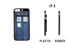 DOCTOR Dr Who Tardis Police Call Box Apple iPhone 4 4S 5 5S Se 6 6S 6 6S Plus Samsung Galaxy S3 S4 S5 S6 S7 Cover Case Hard Plastic Rubber