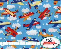 Popular items for jet plane on etsy for Airplane fabric by the yard