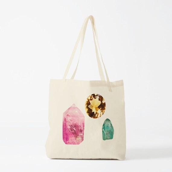 Tote Bag Modern Geology IV, canvas bag, school bag, groceries bag, novelty gift, gift for women, knitting bag, cat bag, dog bag.