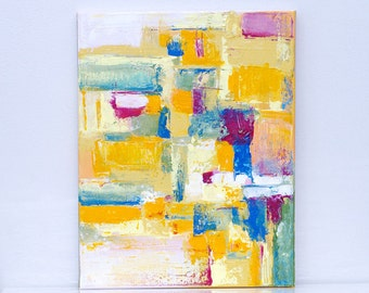 Abstract Canvas art Abstract art Canvas paintings Abstract Contemporary wall art Geometric wall art Quadri astratti Dipinti astratti
