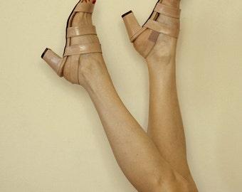 Wedding sandals // Women clogs // Pink sandals // Slingbacks // Bridal sandals // Bridesmaids shoes // Heeled bridal shoes // Custom shoes
