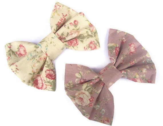 how to make a large bow with fabric