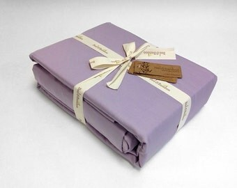 King Bed sheets - 100% Bed and Bamboo - Sets Linens Luxury Silky Pillowcase