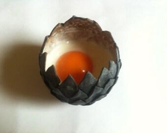 Boiled dragon egg