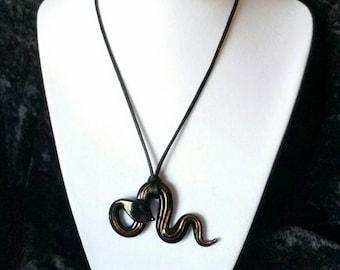 Glass Snake Choker