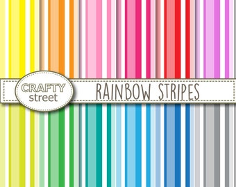 stripe digital paper,digital paper,digital paper pack,instant download, digital scrapbooking,scrapbook paper,commercial use,stripes,digital