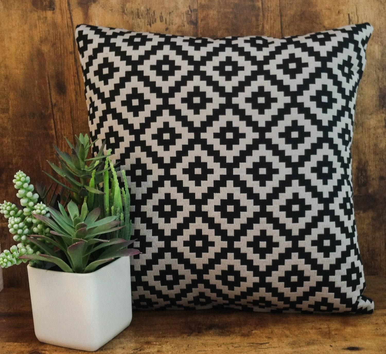 Modern Southwest Pillow : Aztec Southwest Modern Pillowcase Throw Pillow