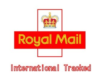 International Tracked Postage