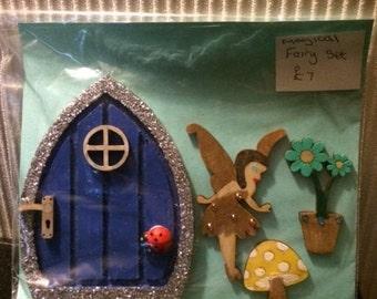 Fairy Door Set