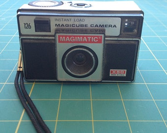 Magimatic Camera Vintage Imperial Camera Corp. Chicago IL X50 Made in USA