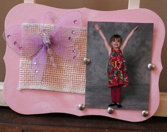 Pretty 'n Pink Picture Frame