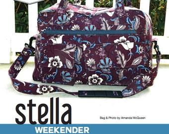 Stella Weekender Tote