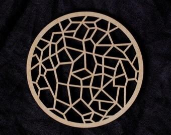 Geometric coasters / Unique coasters  / Modern coasters