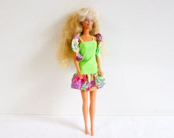 Vintage Blonde Barbie Doll