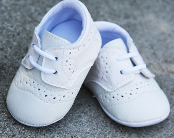Baby Boy Shoes Slipper Bootie  Wedding Shoes Christening Shoes Handmade Shoes