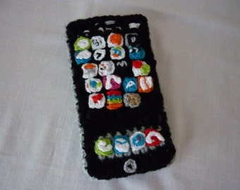 Crochet PATTERN iPhone 6 phone case, crochet iPhone case, iPhone 6 case Crochet, i6 phone