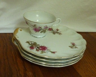 EXPIRES 2/13/16 China Teacups and Cake Plates