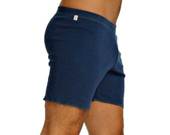 Mens Short Yoga Shorts
